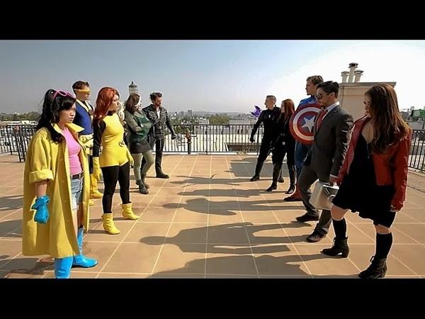 Avengers vs. X-Men Thunder Lovin