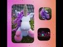Amigurumi de Unicornio lila Video 1
