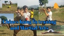 Chines Kungfu and Martial Arts traning |By Adil khan gymnaster.