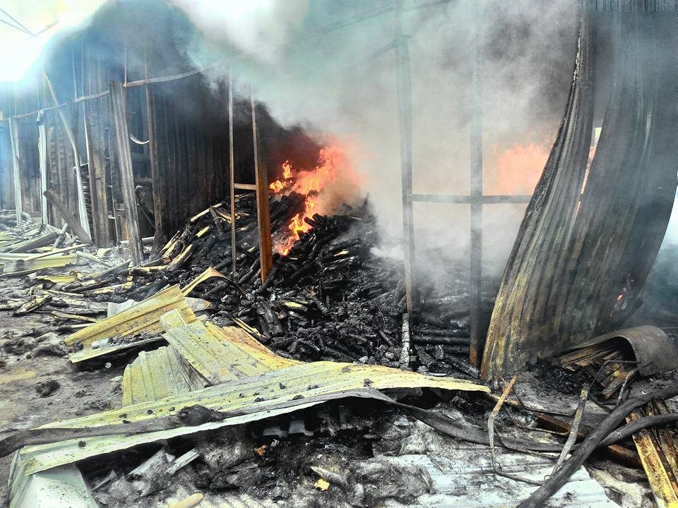 Террористы снова обстреливают Марьинку: в ход идут 122-мм мины - Цензор.НЕТ 7588