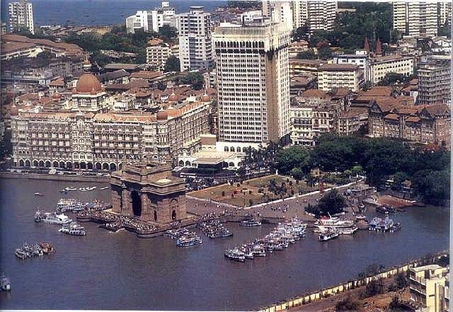 Побалуйте себя посещением какого-либо отеля в Мумбаи