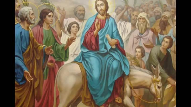 Пост закончился. Вход Господень в Иерусалим. Проповедь в субботу вечером. Протоиерей Андрей Ткачёв