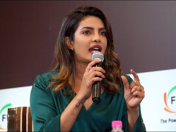 Priyanka Chopra Full Speech At Delhi FICCI Ladies Event | Challenging the Status Quo Forging Paths