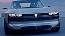 Peugeot e Legend Perfect Concept Car