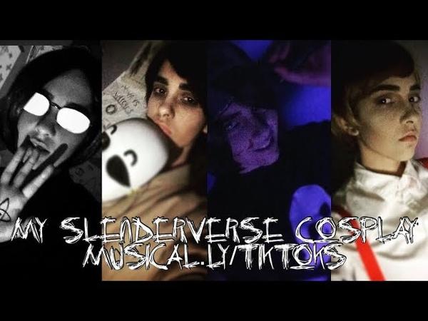 My Slenderverse Cosplay Musical.lysTikToks