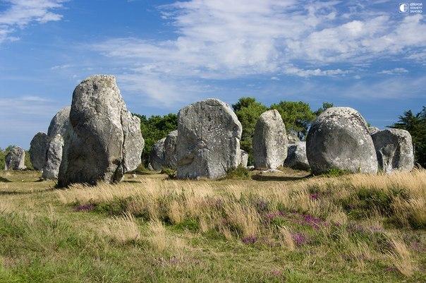 Таинственные Карнакские камни