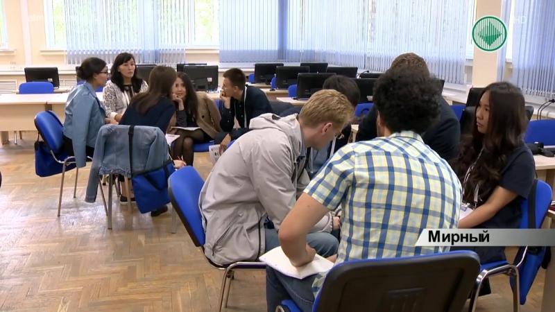 Участники корпоративной программы Потенциал АЛРОСА представляют свои изобретательские навыки
