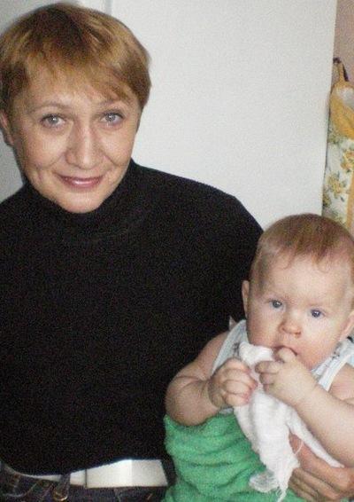 Алевтина Шорникова, 29 октября 1966, Магнитогорск, id211941130