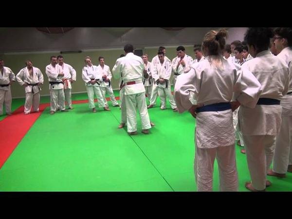 O-Uchi-Gari (suite) conduit par Nobuhisa Hagiwara (expert Japonais)