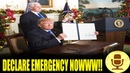 BREAKING!! Trump Just ISSUED Final ANNOUNCEMENT!! SMUG Pelosi, Schumer IN HOT OIL! END EVERYTHING!!