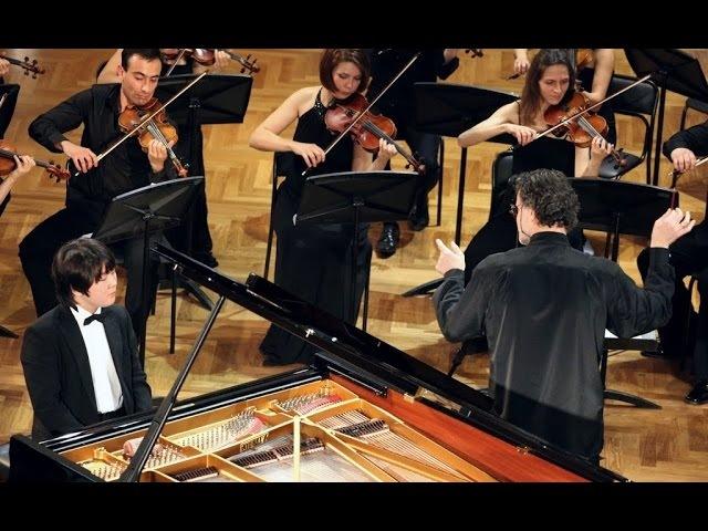 Seong Jin Cho Mozart Piano Concerto No 20 in D minor K 466 2011