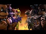 [SFM FNAF] Ignited VS. Five Nightss at Freddys