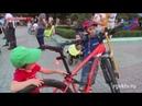 В дагестанском Каспийске прошел велопробег по профилактике ДТП