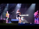 EXTREME КРЫМ 2014 060814 SouthBand - Roof off (Laura Vane &amp The Vipertones cover)