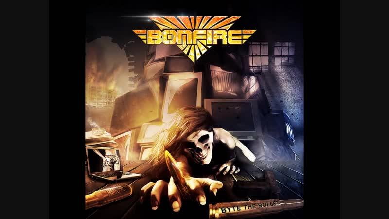 BONFIRE - Lonely Nights (AUDIO)