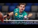 Timo Boll vs Gionis Panagiotis (2017 Europe Top 16)