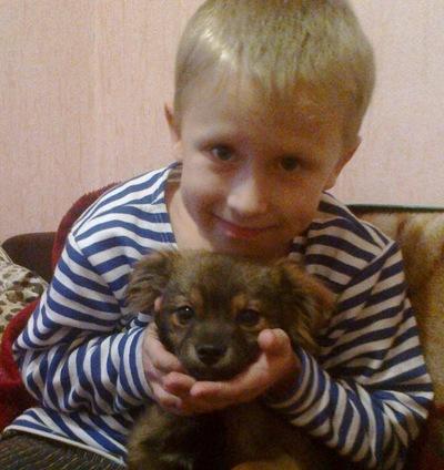 Никита Кулёнок, 13 сентября , Молодечно, id170346126