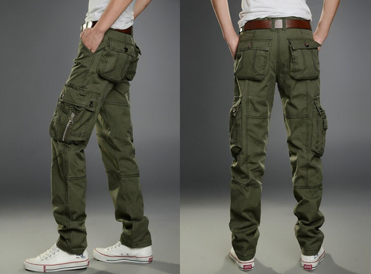 Одежда милитари для женщин 3