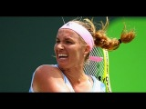 2016 Miami Open Round of 16 | Svetlana Kuznetsova vs Serena Williams | WTA Highlights
