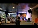 открытие сезона. французский центр Амитье. поет чудеснейший человек Антон Шардыко