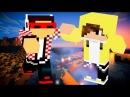 Брейн Дит vs. ФлэкДжиКей - Эпичная Рэп Битва в Майнкрафте