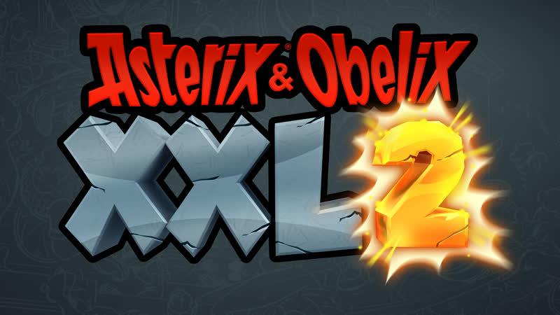 Asterix Obelix XXL 2 1 (Кривой Санстрайк)