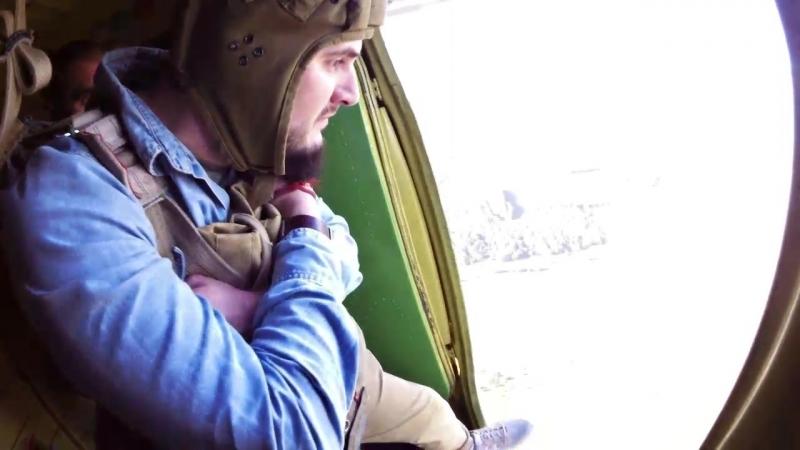 прыжок с парашютом 15 сентября 2018 г Богородск