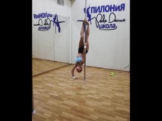 Школа Pole Dance - ПИЛОНиЯ - Pole Sport