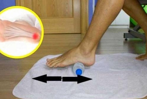 Боль в стопе или пятке Устранить воспаление, облегчить боль и избавиться от подошвенного фасциита помогут эти советы!