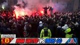 PSG Fans In Manchester Man United - Paris Saint-Germain 2019.02.12 MAN UTD - PSG 02