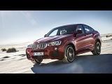 Видео - тест-драйв BMW X4