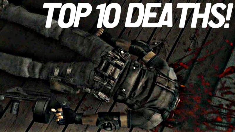Top 10 Most Violent Deaths In Resident Evil