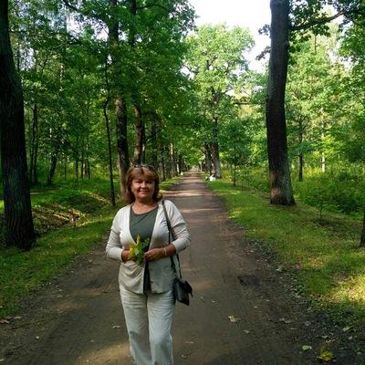 Елена Галченко