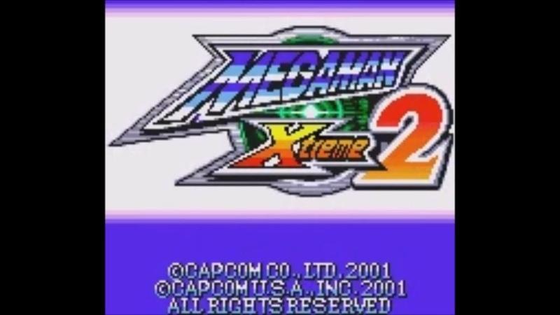 Mega Man Xtreme 2 GBC Longplay