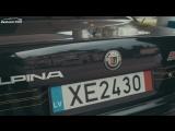 Легенда 90-х Alpina B12 E38 Возвращение из Японии на родину