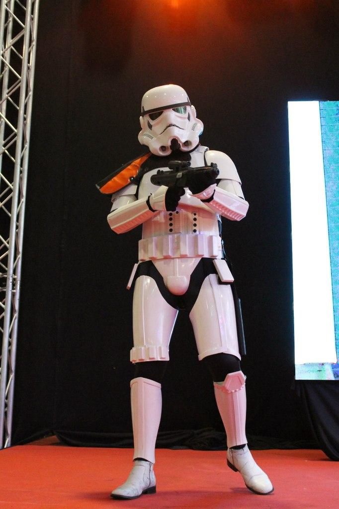 Новости Звездных Войн (Star Wars news): Последний день AVA EXPO-2013