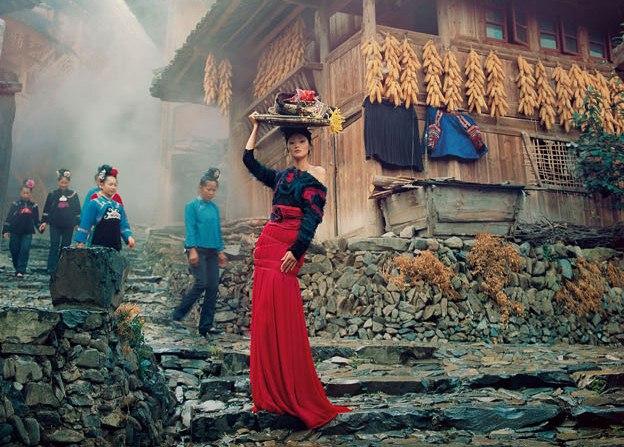 俄罗斯人眼中美艳绝伦的中国元素。。。。。。 - 牧笛 - ☆【牧笛骑士庄园】☆