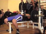Епихин АВ Русский жим 75кг на 50, СВ=89,6 кг, 19 02 12