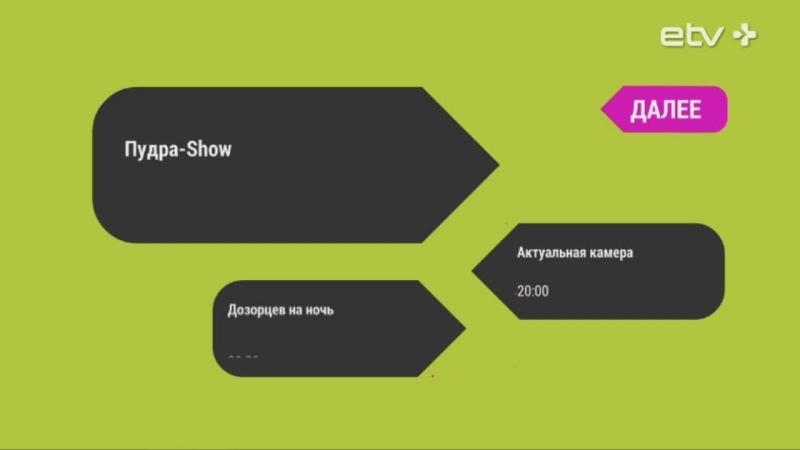 Пудра-Show, АК и