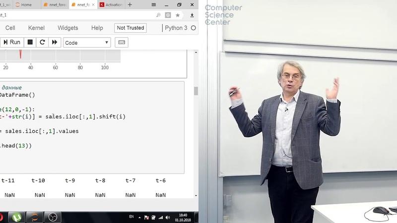 Лекция 4. Обучение нейронных сетей в Keras, ч. 2 (Анализ данных на Python в примерах и задачах. Ч2)