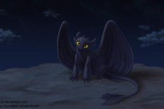Драконы и всадники олуха updated the