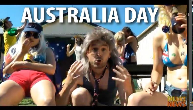 Australia Day - with Ken Oathcarn [RAP NEWS 11]