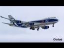 P3Dv4 KLAX Los Angeles KATL Atlanta ABW543 AirBrige Cargo Vatsim VP BIG B744 PMDG