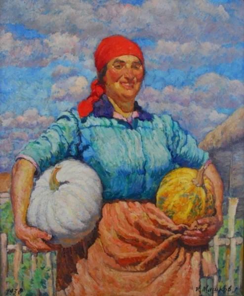 Художник Илья Машков был крайне эксцентричной личностью