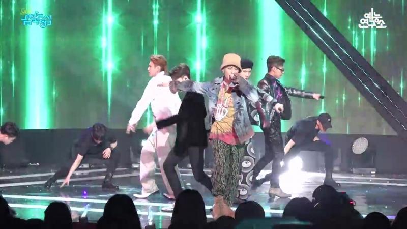 180421 IMFACT - The Light @ Music Core