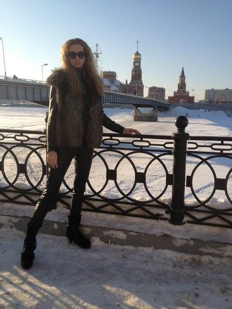 Надюша Ржавина  