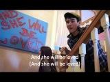 Maroon 5 Medley - Max Schneider & Victoria Justice - Lyrics