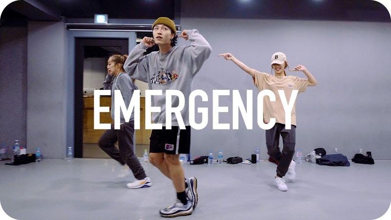 Emergency Icona Pop Junsun Yoo Choreography