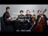 Ferdinando Nazzaro String Quartet IV mov.