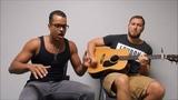 Tech N9ne ft. Krizz Kaliko, Eminem Speedom (WWC2) Live Acoustic Cover